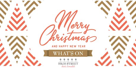 Christmas On High Street tickets