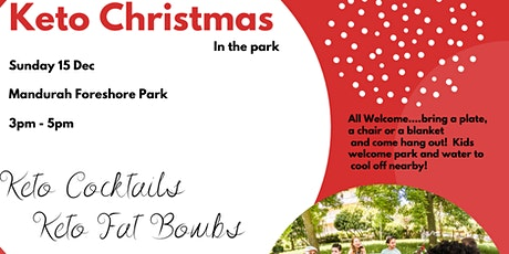 Keto Christmas in the park tickets