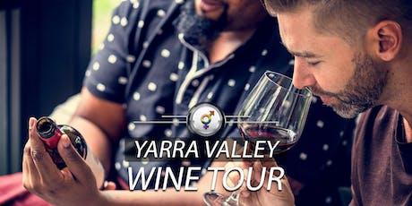 Platinum Gay Wine Tour   January tickets