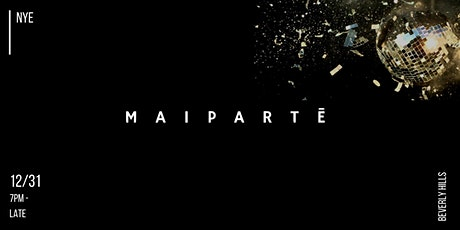 MAIPARTĒ New Year's Eve  tickets