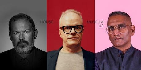 House / Museum #2   Conversation Series tickets