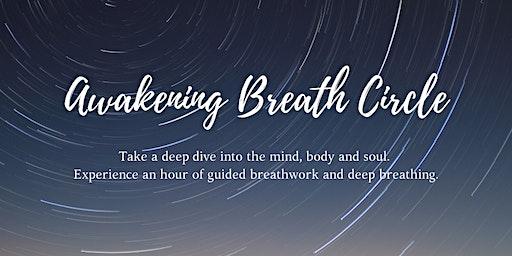 January Awakening Breathwork Circle