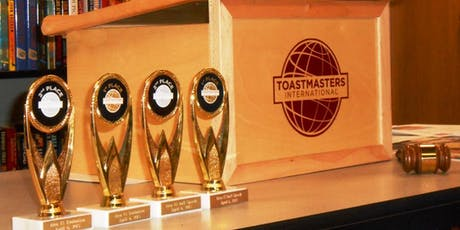 Joint Club Contest: Next Step and S. Loop Speak Freaks Toastmasters Club tickets