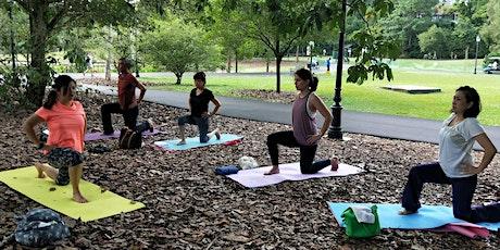 Outdoor Yoga @ UNESCO World Heritage tickets