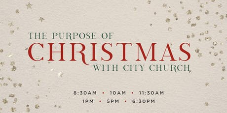 The Purpose of Christmas   City Church Chicago tickets