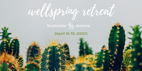 Wellspring Retreat - 2020 tickets