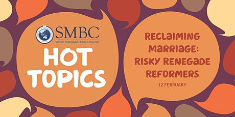SMBC Hot Topics - Talk 2 tickets