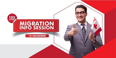 Canada Migration Information Session tickets