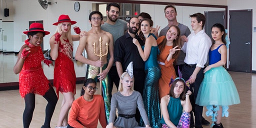 Once Upon a Ballroom (Devil Dancesport) Presents The Little Mermaid!