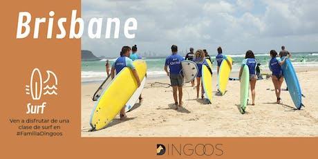Dingoos Surf - Brisbane tickets