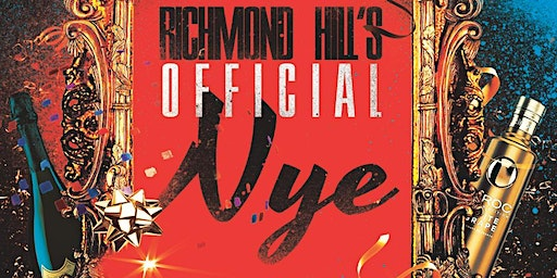 Richmond Hill's - New  Year's Eve Party in Style