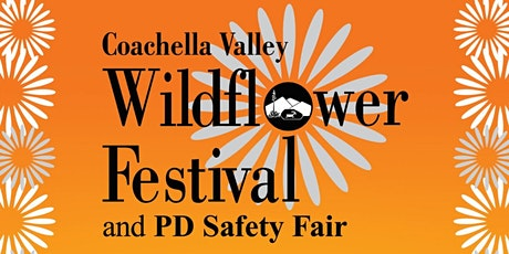 The Coachella Valley Wildflower Festival tickets