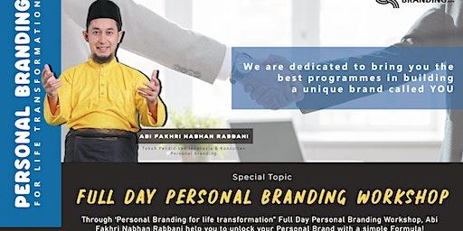 FULL DAY PERSONAL BRANDING WORKSHOP