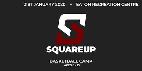 2020 Jan - Squareup Basketball Camp tickets