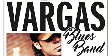 Vargas Blues Band special guest John Byron Jagger entradas