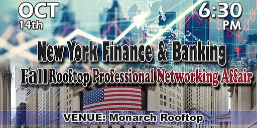 New York Trading, Finance & Banking - Spring Professional Networking Affair