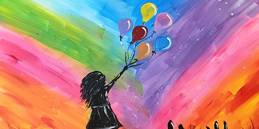 Balloon Girl - Off Broadway