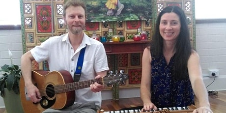 Kirtans with Chris and Anna tickets
