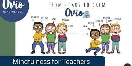 Ovio's Mindfulness for Teachers tickets