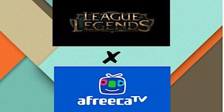 SM x AfreecaTV - League of Legends Mixer Tournament tickets