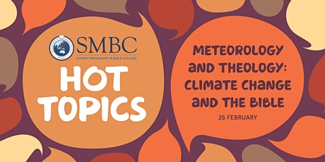 SMBC Hot Topics - Talk 4 tickets