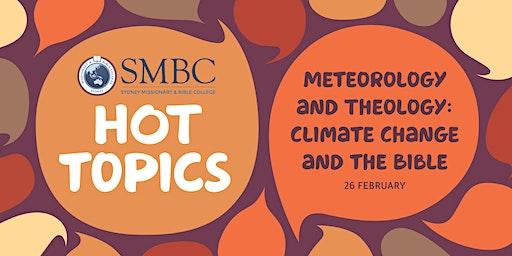 SMBC Hot Topics - Talk 4