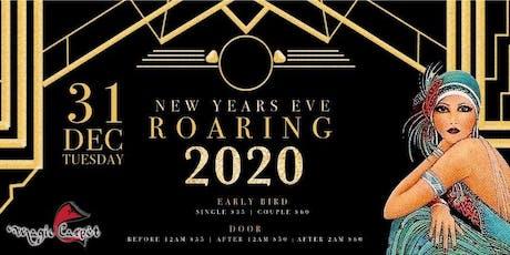 ROARING 2020's - NY Eve Bollywood  Party tickets