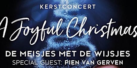 Benefiet Kerstconcert 'A Joyful Christmas' tickets