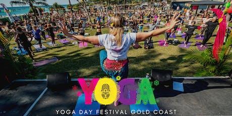 Yoga Day Festival Gold Coast tickets