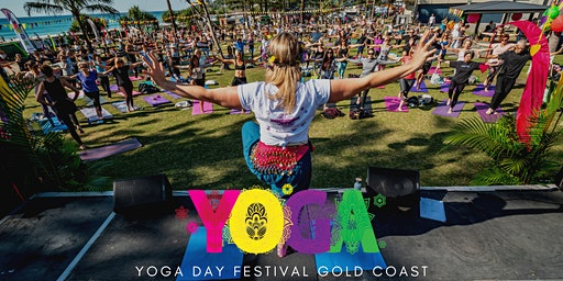 Yoga Day Festival Gold Coast