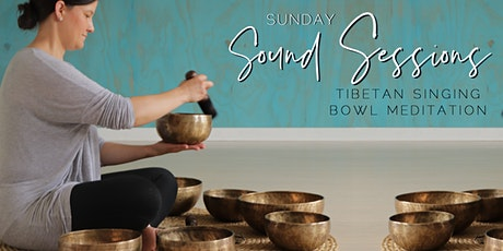 Sunday Tibetan Singing Bowl Sound Sessions - NORTHCOTE tickets