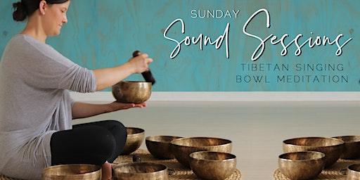 Sunday Tibetan Singing Bowl Sound Sessions - NORTHCOTE