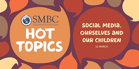 SMBC Hot Topics - Talk 5 tickets