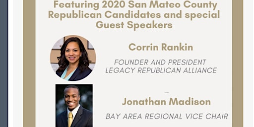 San Mateo GOP Invites You to Our Holiday Party