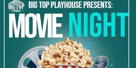 Big Top Movie Night