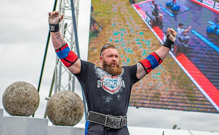SCOTLAND'S STRONGEST MAN 2021 image