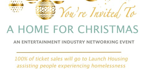 A Home For Christmas tickets
