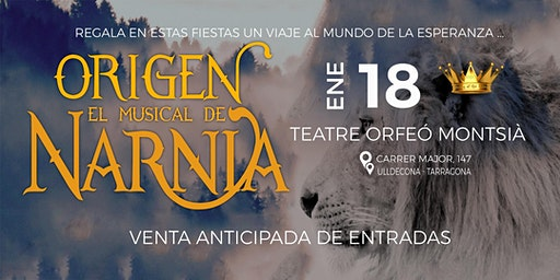Origen, el musical de Narnia