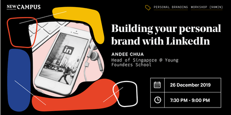 Building your personal brand with LinkedIn tickets