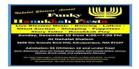 Funky Hanukkah Fiesta tickets