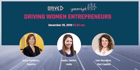 Driving Women Entrepreneurs tickets