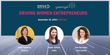 Driving Women Entrepreneurs tickets