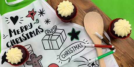 Christmas Cupcake Decorating Workshop tickets