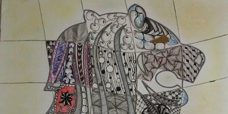 MacPherson: Zentangle Art Course  - Feb 28 - Apr 24(Fri) tickets