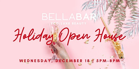 BellaBar Holiday Boutique + Open House tickets