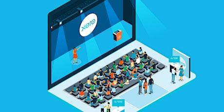 Partnership with Xero tickets
