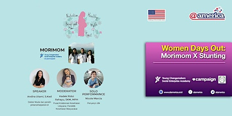 Women Days Out: Morimom X Stunting tickets