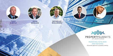 Property Summits tickets