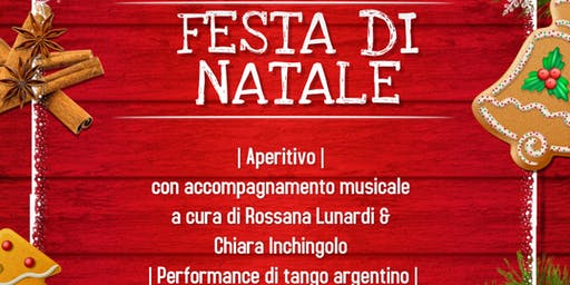 Festa di Natale di ENDOFAP Liguria