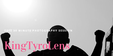 FREE PHOTOGRAPHY SESSION tickets